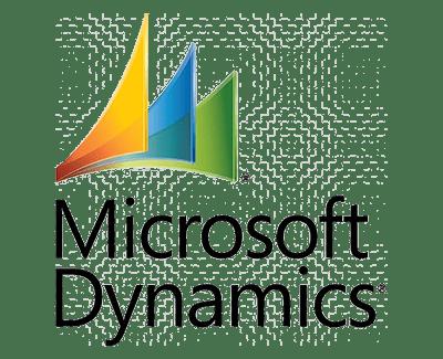 Microsoft Dynamics integration logo